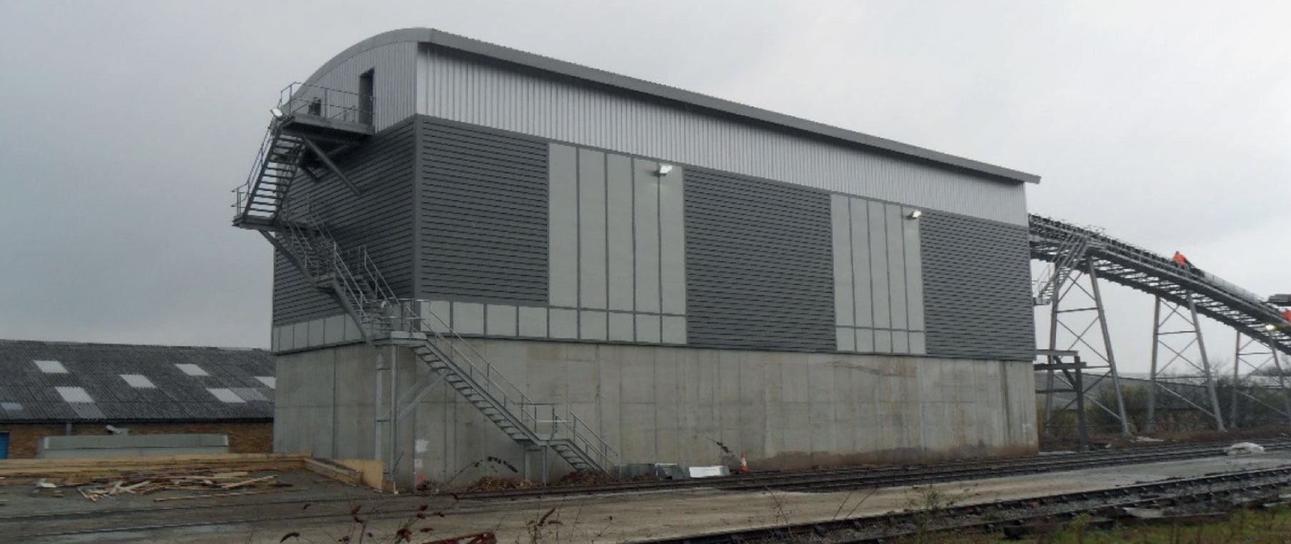 Cladding an existing system